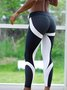 Sheath Daily Yoga Sports Leggings