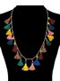 Holiday Colorful Necklace